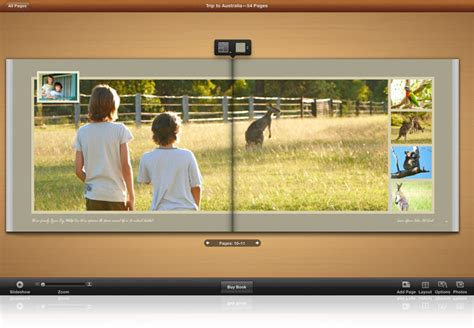 iphoto book layout help apple canada iphoto new full screen views emailing
