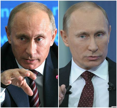 Ranch Style Vladimir Putin Botox Rumors Resurface Following Tv