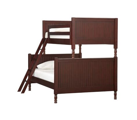 pottery barn kids bunk beds catalina cottage twin over full bunk bed pottery barn kids