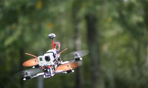 Drone Photo drones and wireless data respons