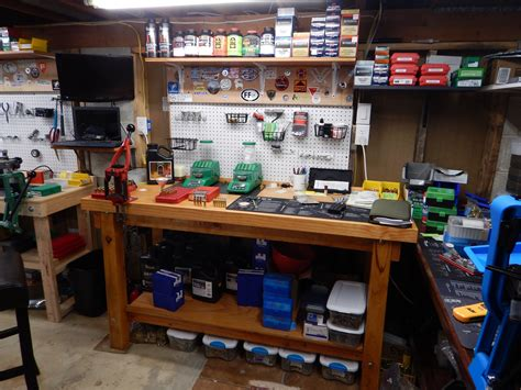 reloading bench height 100 t track reloading bench before the kommiefornia