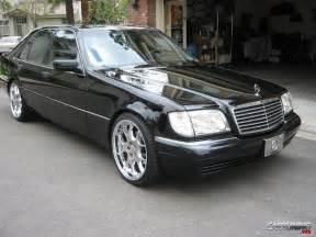 Mercedes W 140 Tuning Mercedes S600 W140
