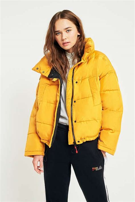 Urban Outfitters Bedding Sale Light Before Dark Yellow Pillow Puffer Jacket Urban