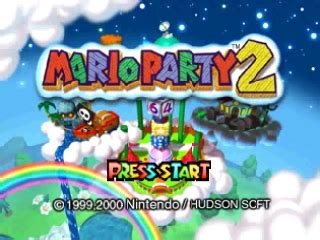 emuparadise mario party mario party 2 usa rom