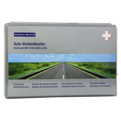 Verbandskasten Auto Preisvergleich by Kfz Verbandkasten Preisvergleich