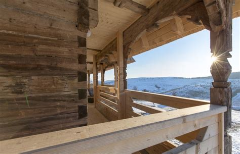 bogden house traditional wooden house reconversion arhibox archdaily