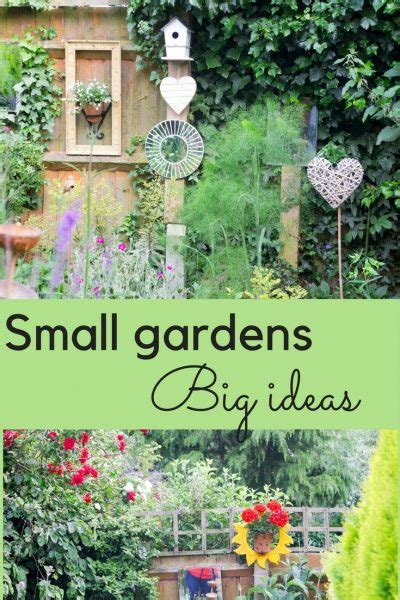 11 charming small garden ideas on a budget the middle