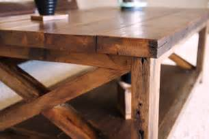 Rustic coffee table shabby chic furniture