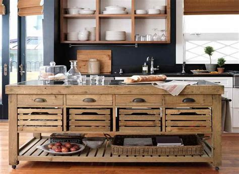 Movable Islands For Kitchen | 25 best ideas about portable kitchen island on pinterest
