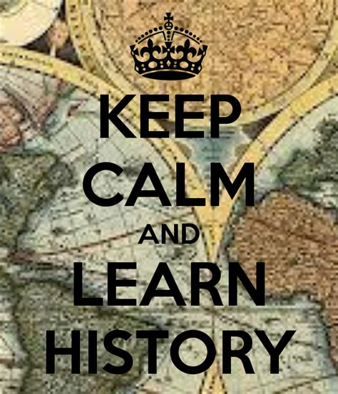 history of education and history are important about me about me