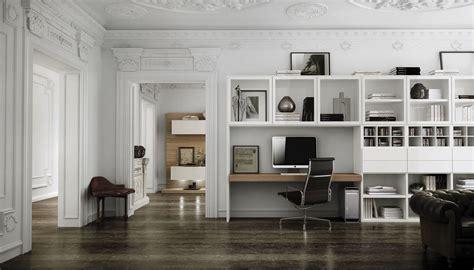 libreria sala risultati immagini per libreria con scrivania in sala