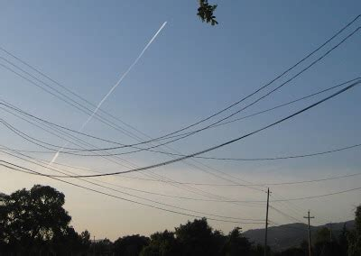 looking beyond the sonoma chemtrails: chemtrails all day