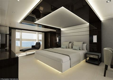 inside the most extravagant yachts at the boat show
