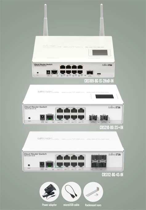Switch Mikrotik 24 Port mikrotik cloud router switch series nuvision tech solutions llc