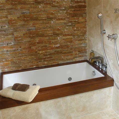 54 drop in bathtub small bath tub 54 x 30 from mti