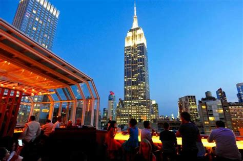 top 10 new york bars the 10 best rooftop bars in manhattan new york city
