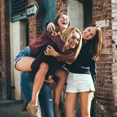 el trio best friens forever pinterest best friends beautiful best friends bff cool crazy image 3995243