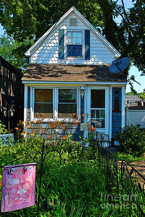 Cottage Rehoboth by Cottage Photograph By Jost Houk