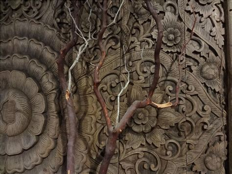 decorative design of one material over another decorative wood wall panels the wooden interior best