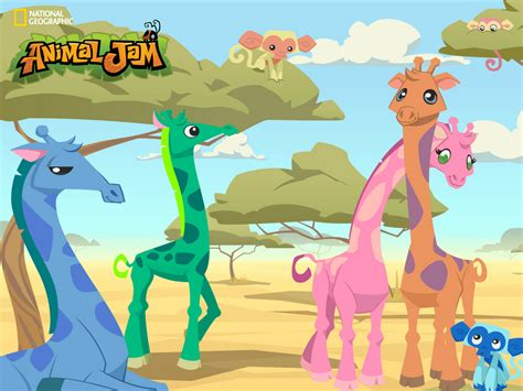 imagenes animal jam national geographic animal jam wallpapers wallpaper cave