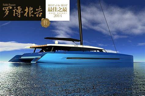 best catamaran design sunreef 156 ultimate sailing catamaran awarded as the best