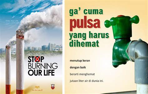 contoh gambar poster energi listrik contoh