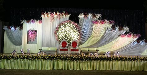 Reception decorations,engagement decorators, sangeet