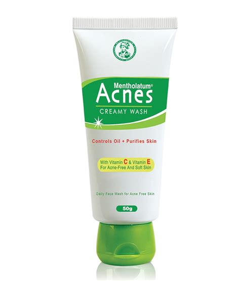 Acnes Wash acnes wash wash pack of 3 50 gm each buy