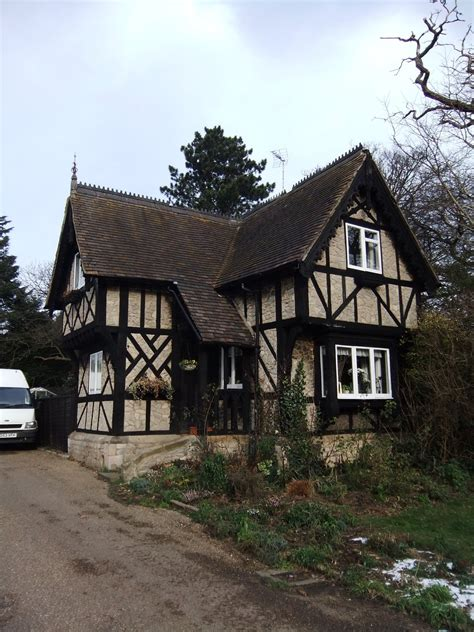 English Tudor Cottage | tudor cottage by fuguestock can i have this house