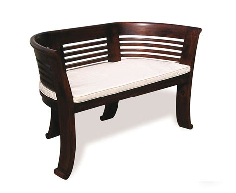 pillows for indoor benches kensington 2 seater bench cushion indoor bench cushion
