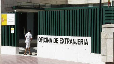 oficina extranjeria oficinas de extranjer 237 a en la comunidad de madrid