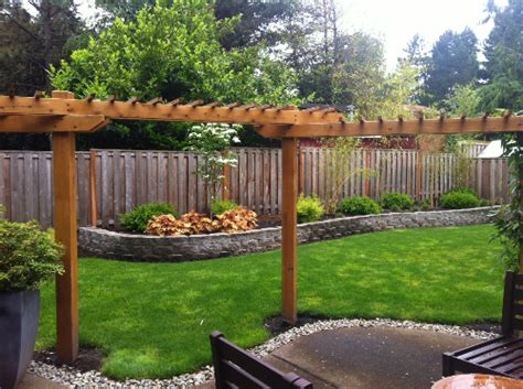 Backyard Landscaping Design Ideas On A Budget 5 Tips For Landscaping On A Budget