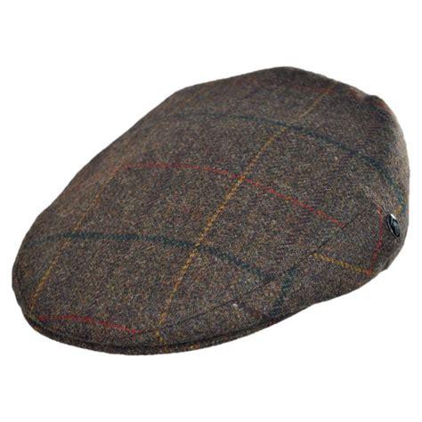 Wool Caps city sport caps plaid wool cap