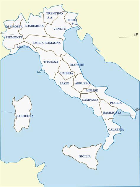 quote d italia mappa italia politica mappe quotes