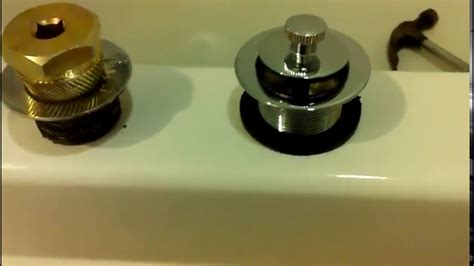 install new bathtub drain easy with a drain removal tool