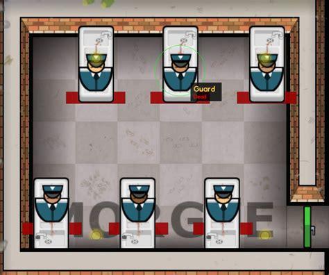 Prison Architect Staff Room by Morgue Prison Architect Wiki