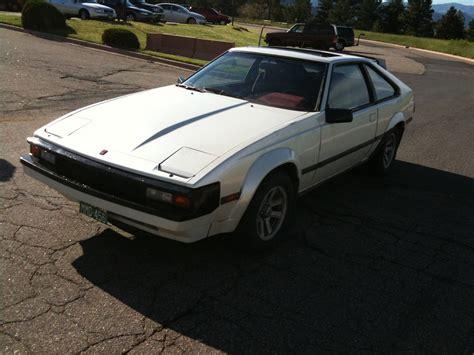 1983 Toyota Supra 1983 Toyota Supra Pictures Cargurus
