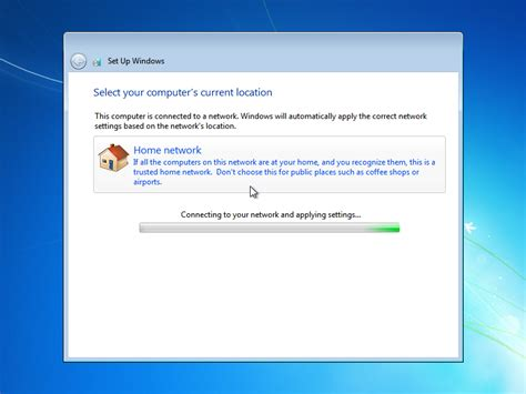xp setup guide installing windows 7 from usb instructions