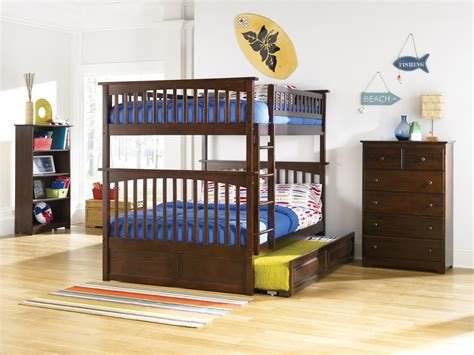 boys full bed columbia boys full full bunk bed