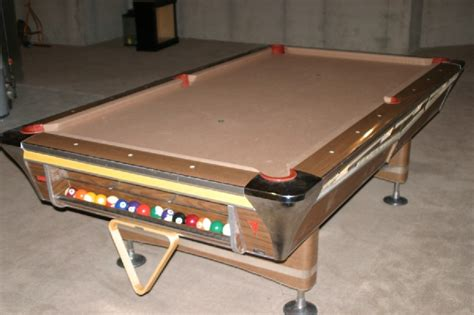 slate pool table billiard table fischer return ebay