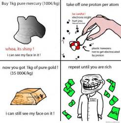 Physic Meme - troll physics meme