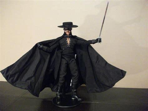 Figure Zorro The custom 1 6 williams zorro custom figure by marshall