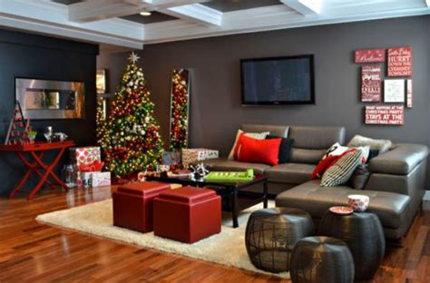 modern christmas home decor 42 christmas tree decorating ideas you should take in