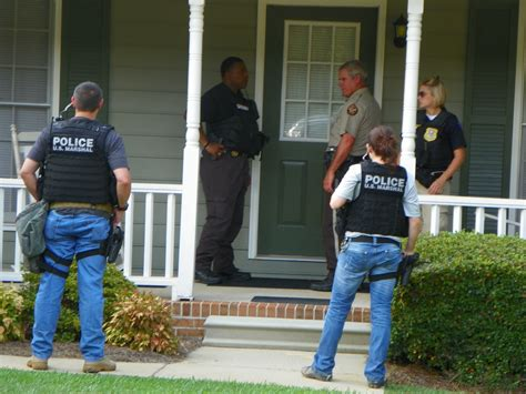 Us Probation Officer by Troup County Sheriff S Office Press Release Operation