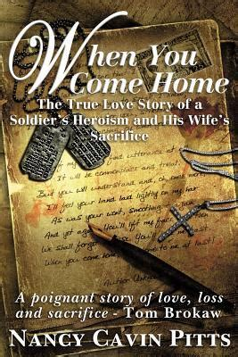 soldier and spouse and their traveling house books when you come home the true story of a soldier s