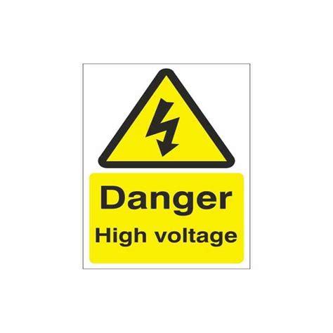 high voltage equipment diagnostics danger high voltage sign small for sale ryansautomotive ie