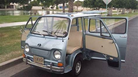subaru 360 van 1970 subaru 360 micro van bring a trailer