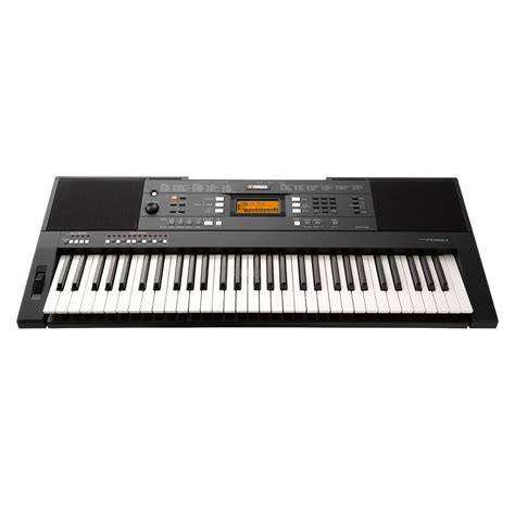Keyboard Yamaha yamaha psr a350 portable keyboard black trax