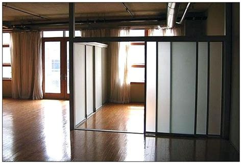 Temporary Door Solutions Interior Temporary Walls Room Dividers Diy Images