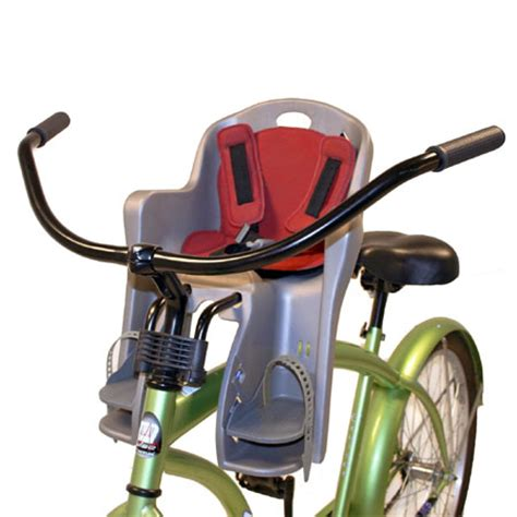 bike seat for baby bingo child bike seat enables your babies to be taken to a